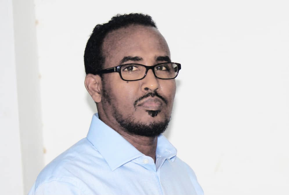 Ali Warsame- finalist for Social Entrepreneur of the Year